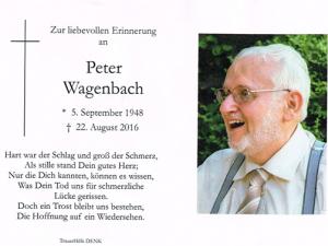 Peter Wagenbach